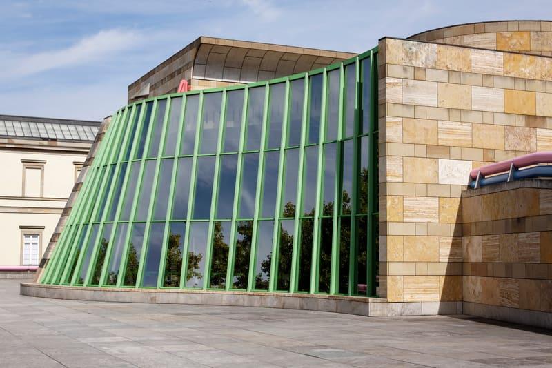 Stuttgart Ulusal Galeri - Staatsgalerie