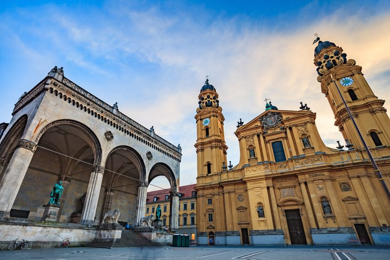 Theatine Kilisesi - Münih te Gezilecek Yerler