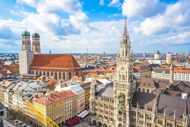 Münih Yeni Belediye Binası
