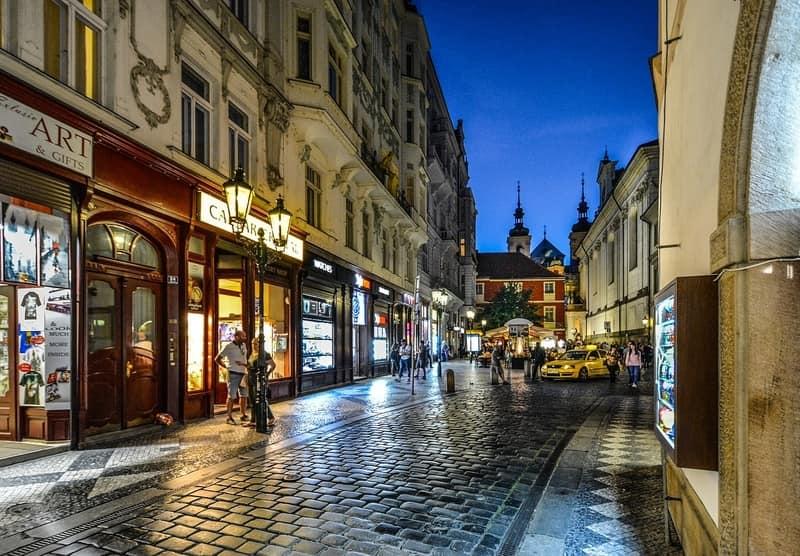 Prag'da Nerede Kalınır ?