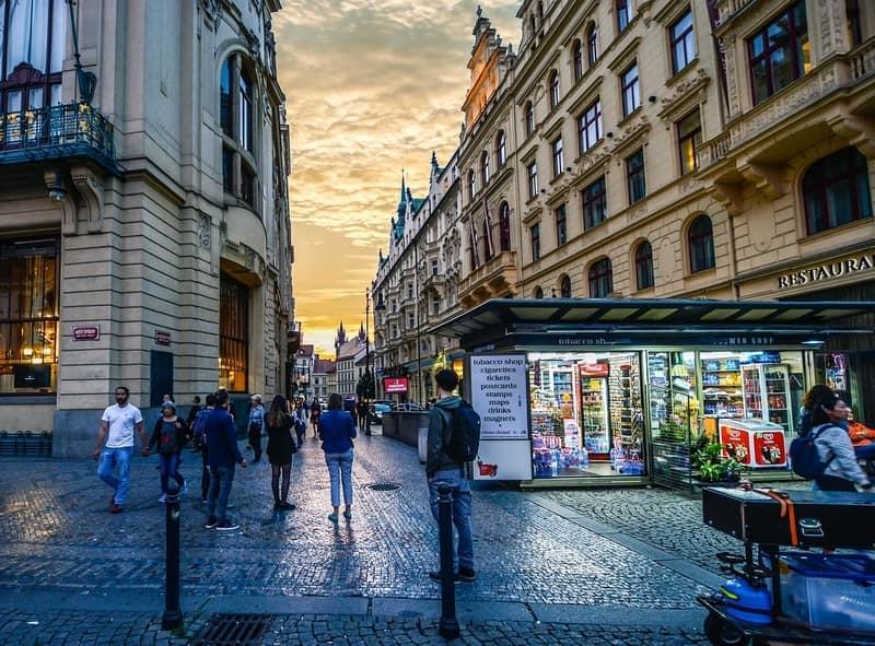 Prag New Town