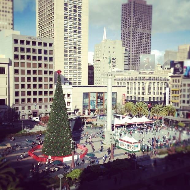 Union Meydani San Francisco