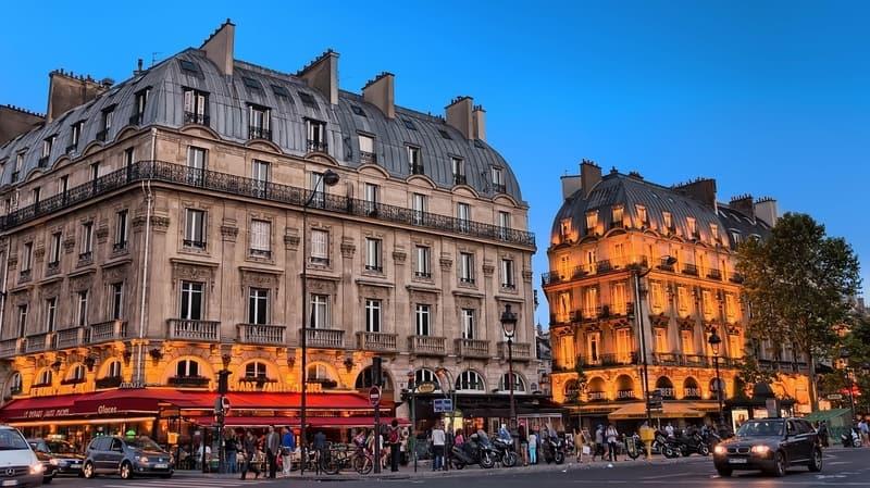 Paris Gezicenga