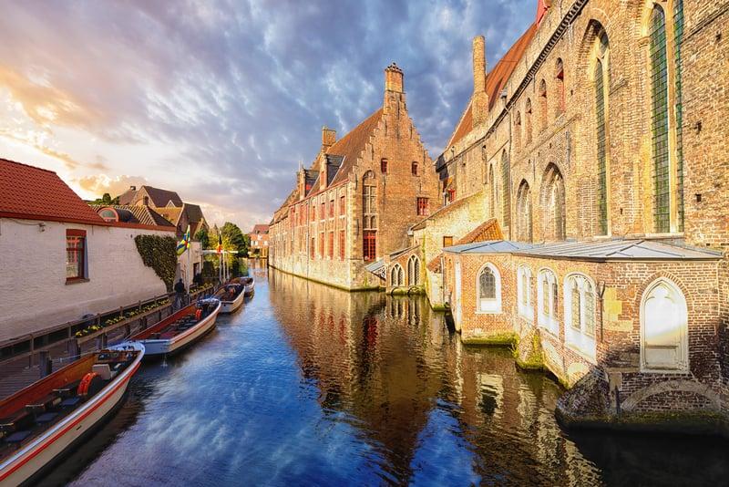 Eski Aziz John Hastanesi - Brugge de Gezilecek Yerler
