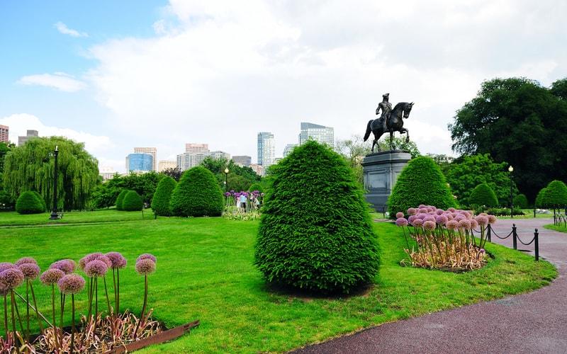 Boston Common - Boston Gezi Rehberi