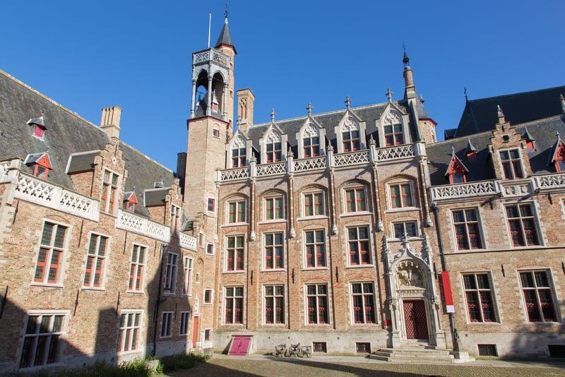 Gruuthusemuseum - Brugge de Gezilecek Yerler