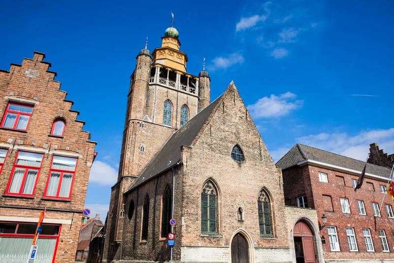 Jeruzalemkerk - Brugge'un Gezilecek Yerleri
