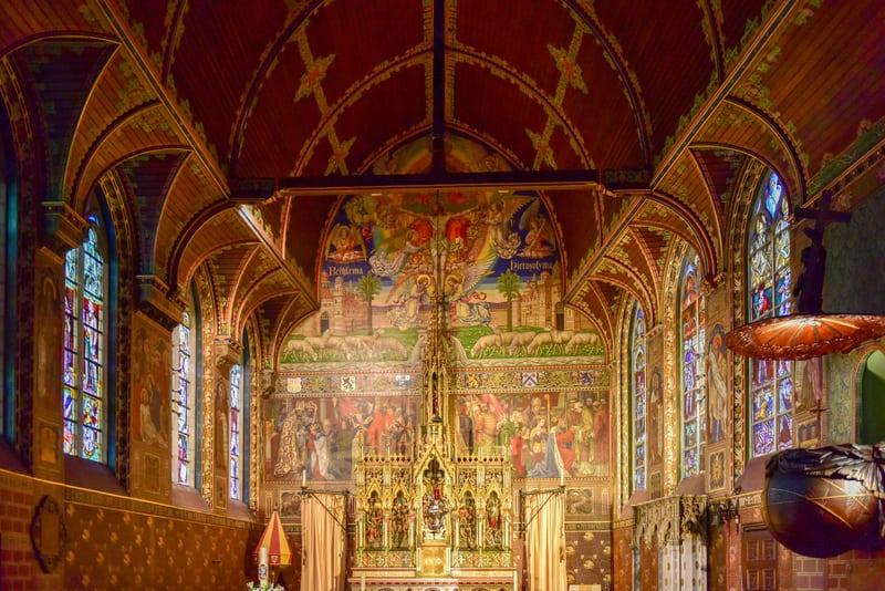 Kutsal Kan Bazilikası - Basilica of the Holy Blood
