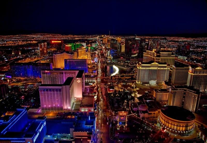 Las Vegas Gezilecek Yerler