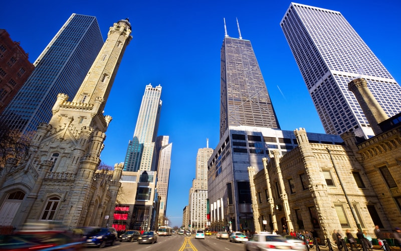 Magnificent Mile - Chicago Gezi Rehberi