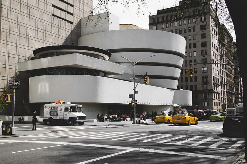 Guggenheim Müzesi New York