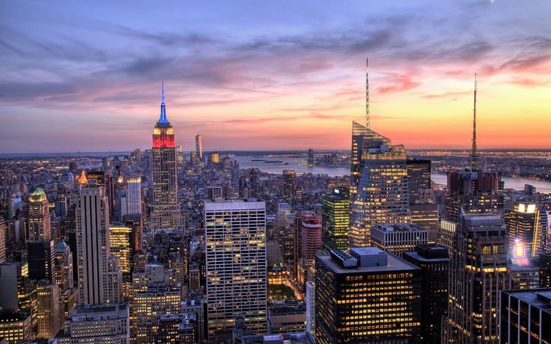 New York Manzarası