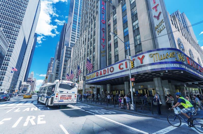 New York En Turistik Yerler