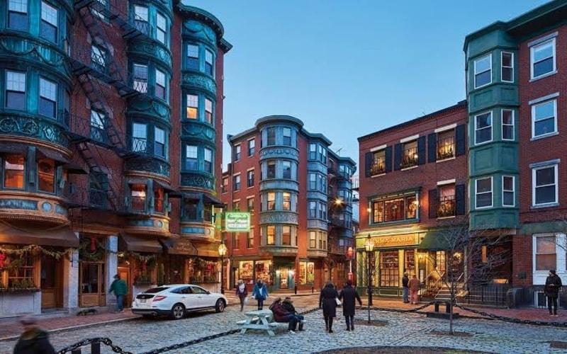 North End - Boston Gezi Rehberi
