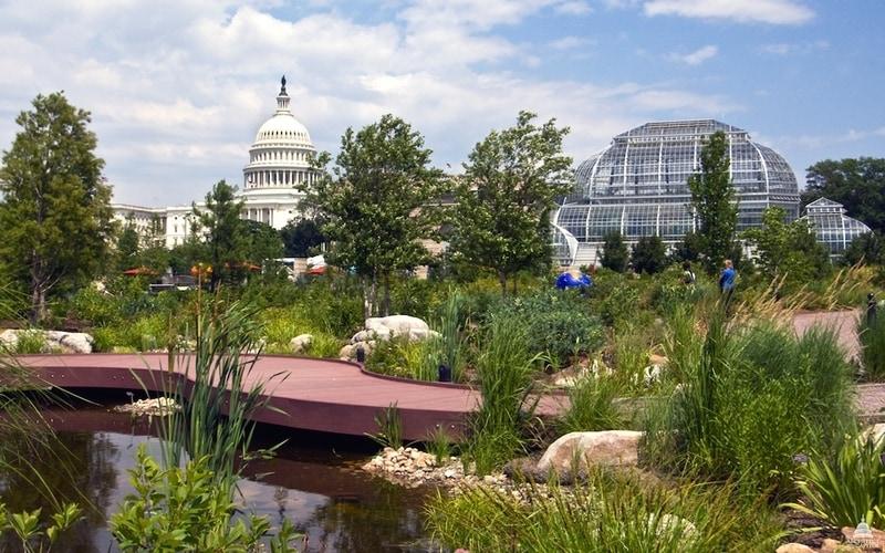 United States Botanic Garden - Washington Dc Gezilecek Yerler Blog