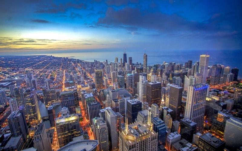 Willis Kulesi - Skydeck Chicago