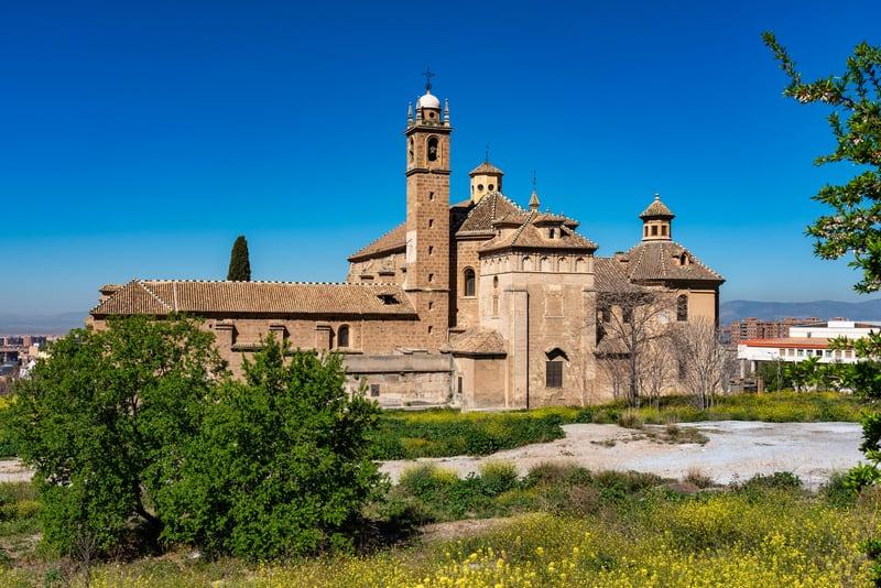 Carthusian Manastırı Granada