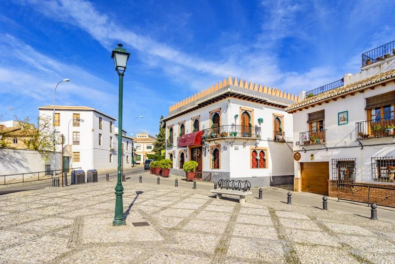 Albayzin - Albaicin Granada