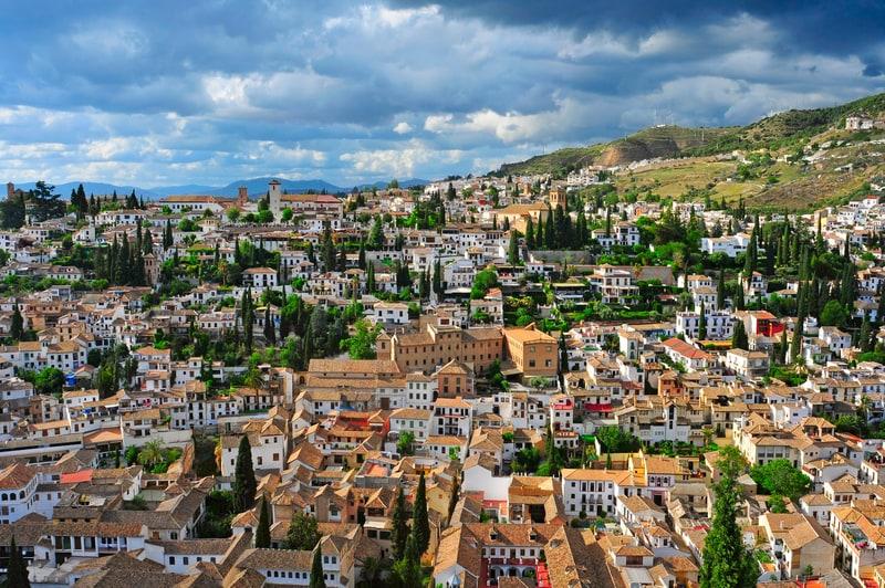 Granada Gezilecek Yerler - Albayzin