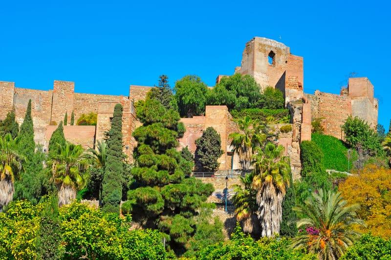 Alcazaba Kalesi