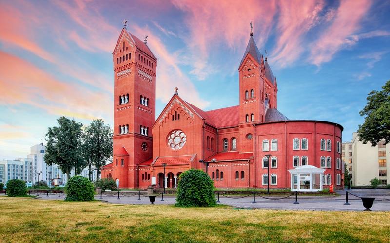 Aziz Simon ve Azize Helena Kilisesi