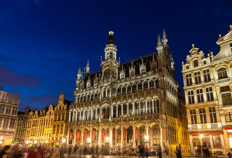Broodhuis - Brüksel Şehir Müzesi