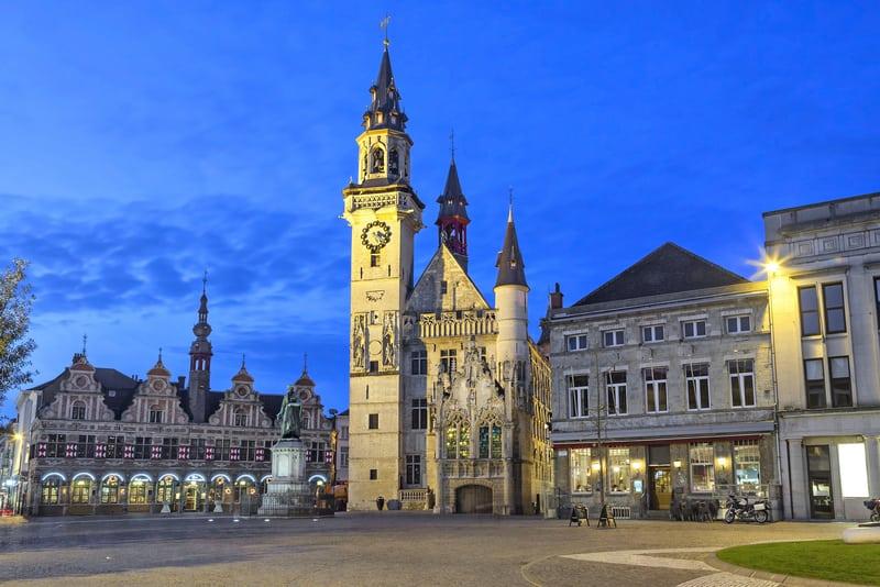 Aalst - Bruksel Çevresinde Görülecek Yerler