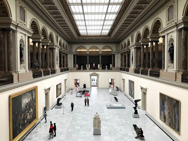 Belçika Kraliyet Güzel Sanatlar Müzesi