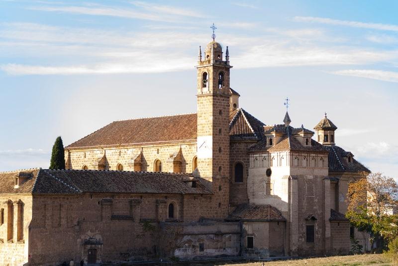 Charterhouse - Granada Gezilecek Yerler