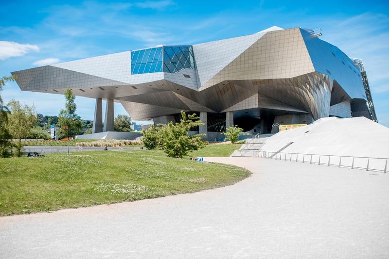 Confluence Museum Lyon da Gezilecek Yerler
