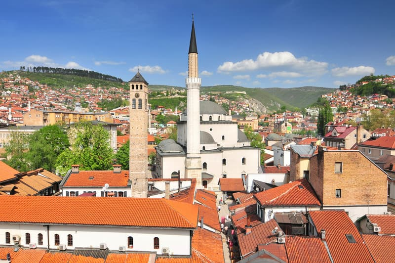 Gazi Hüsrev Bey Camii