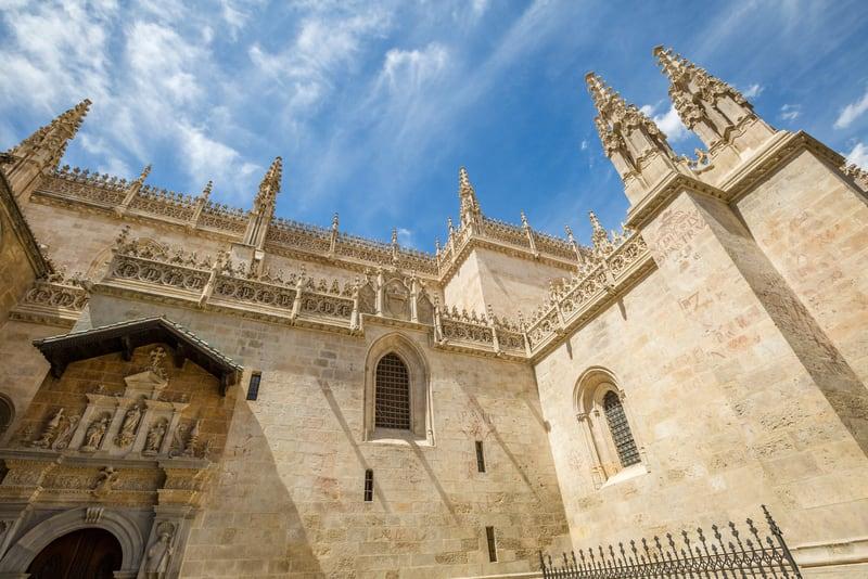 Granada Kraliyet Şapeli