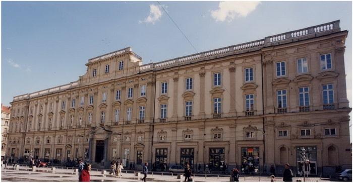 Güzel Sanatlar Müzesi Lyon Gezilecek Yerler