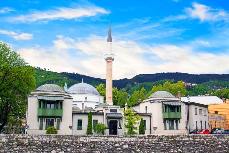 Hünkar Camii Saraybosna Gezilecek Yerler