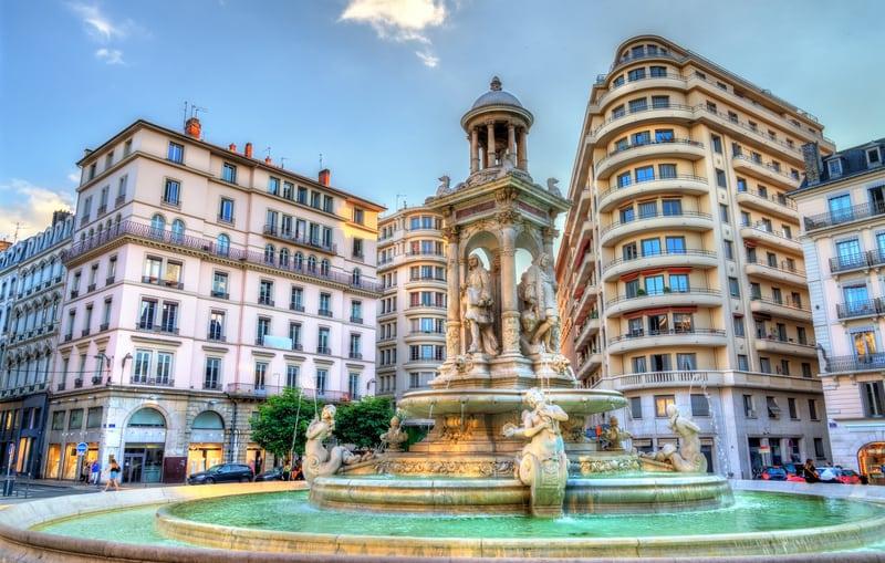 Jacobins Meydanı Lyon