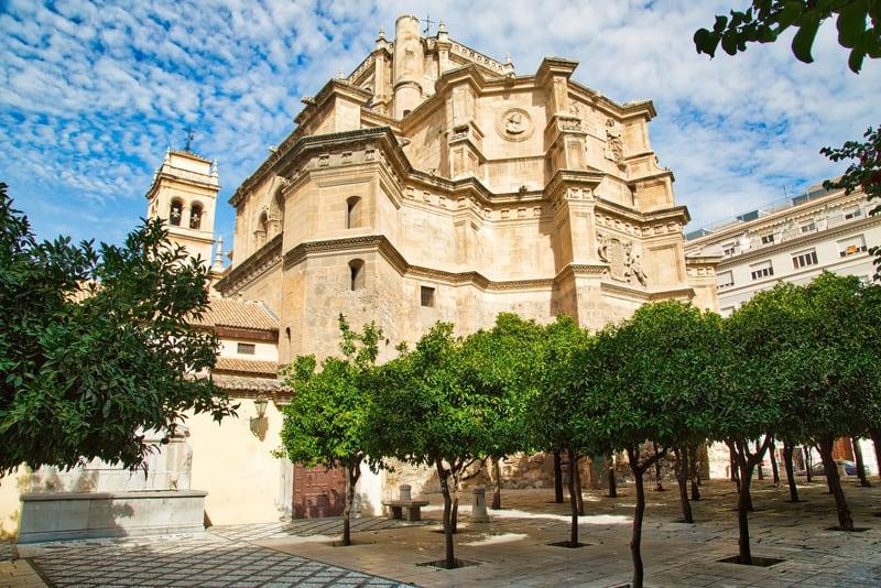 San Jeronimo Manastırı Dış Cephesi