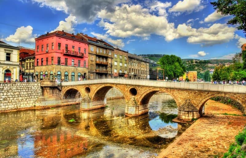 Latin Köprüsü Saraybosna Gezilecek Yerler