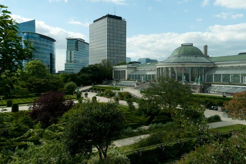 Le Botanique Brüksel