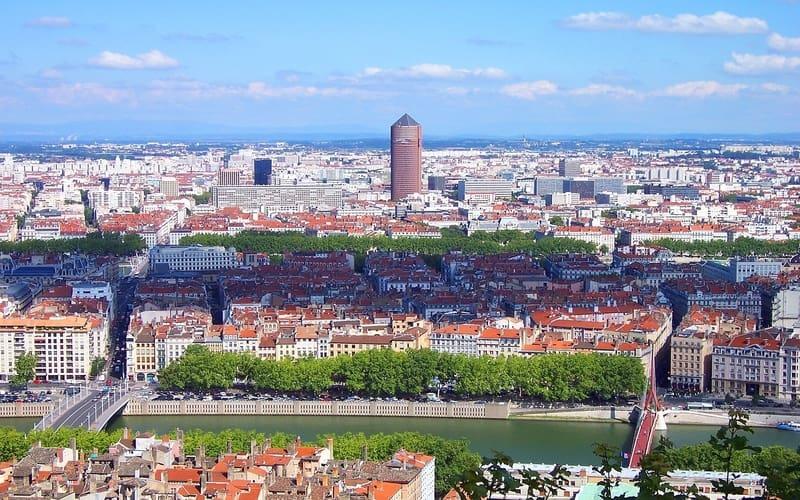 Lyon Gezilecek Yerler