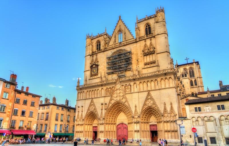 Lyon Katedrali