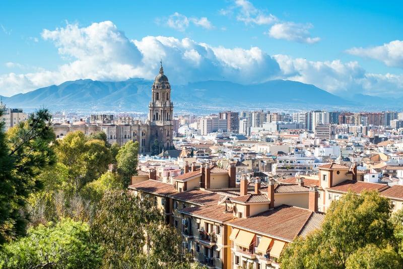 Malaga da Gezilecek Yerler - Malaga Gezi Rehberi