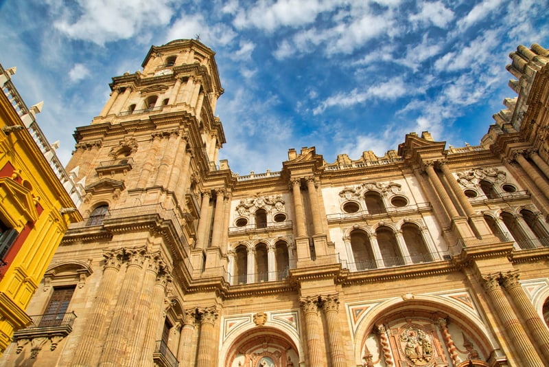 Malaga Katedrali