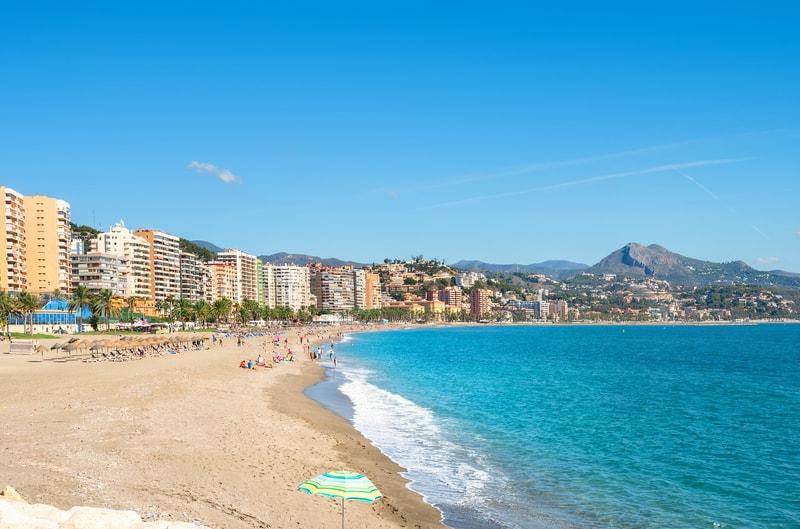 Malagueta Plajı