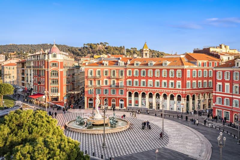 Massena Meydanı Nice Gezilecek Yerler Listesi