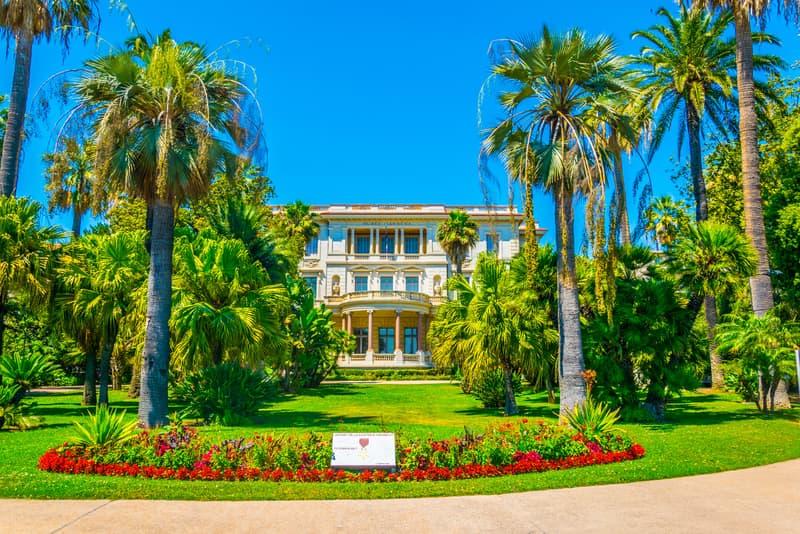 Massena Müzesi Nice de Gezilecek Yerler