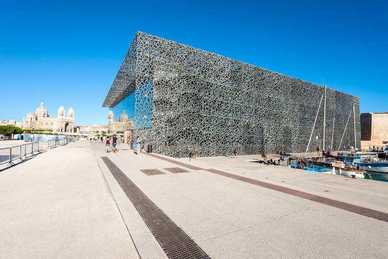 Avrupa ve Akdeniz Uygarlıkları Müzesi MUCEM
