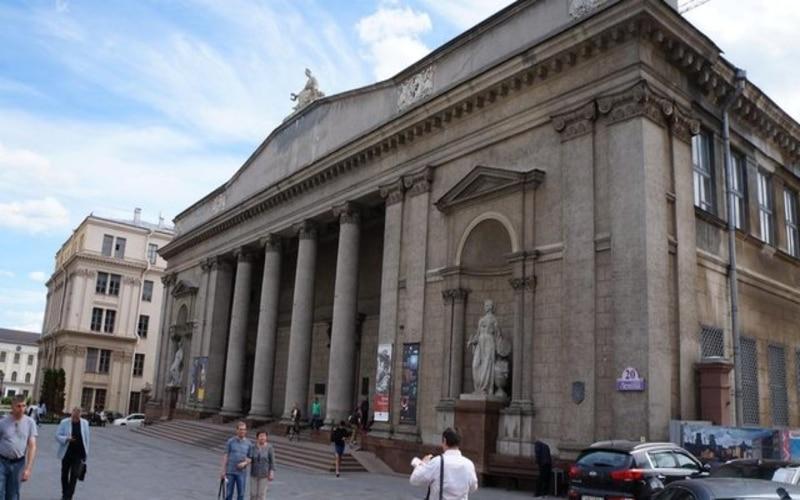 Beyaz Rusya Güzel Sanatlar Millî Müzesi