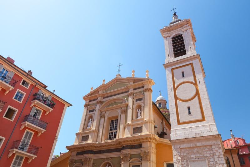 Nice Katedrali