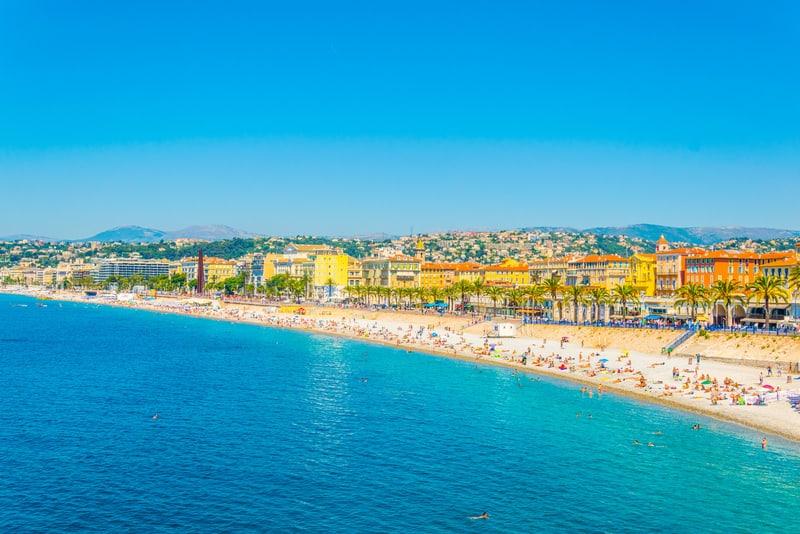 Nice Plajları Hakkında