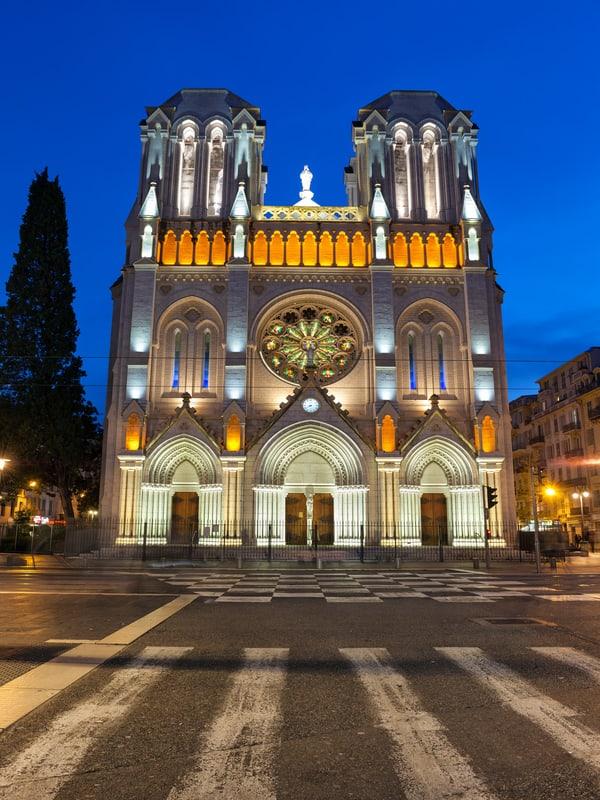 Notre Dame de Nice Gezilecek Yerler